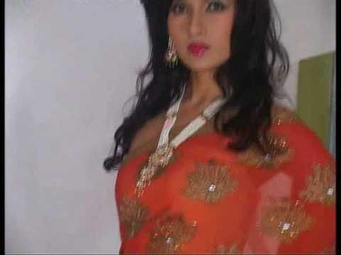 Xxx Mp4 Orange Pure Georgette Saree With Blouse 3gp Sex