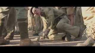 Unbroken Official Movie Trailer 2014 HD - Angelina Jolie - Domhnall Gleeson Movie