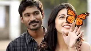 3 Idhazhin Oram Sollu Nee I Love You) Dhanush, Shruti Hassan   YouTube