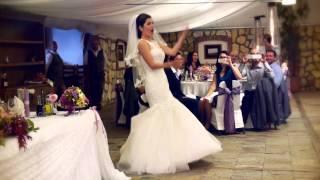 Сватбата на Гергана и Галин