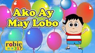 Ako ay may lobo animated (Awiting Pambata)