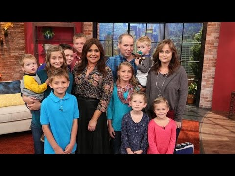 A Family of 11 with a Heartwarming Story Gets the Surprise of a Lifetime
