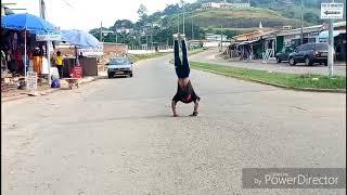 Bboy punisher Ninja trailer 2018 Gabon 🇬🇦
