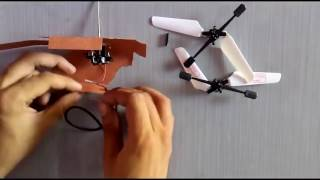 How to make a electric helicopter that flies