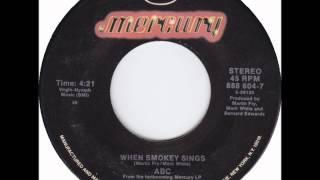 ABC When Smokey Sings 1987  HQ