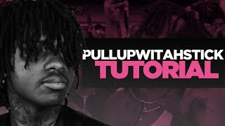 "BEHIND THE BEAT: SahBabii ""Pull Up Wit Ah Stick"" (Prod.  LilVoeOTB)"