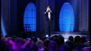 Michael Jackson - Billie Jean (2001 Final concert)