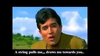 'Yeh Shaam Mastani' (Movie: KATI PATANG -1970) English Subtitles