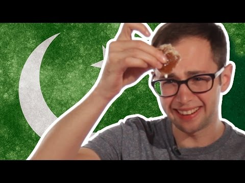 Xxx Mp4 Americans Try Pakistani Meals For The First Time 3gp Sex