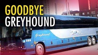 Govt regulations killed Greyhound | Lorne Gunter