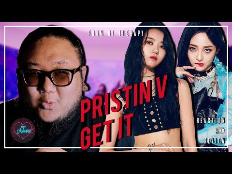"""Producer Reacts to PRISTIN V """"Get It"""""""