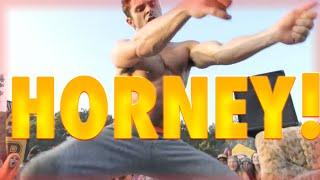 Zac Efron  -  Horney Dance  -  In Bad Neighbors 2