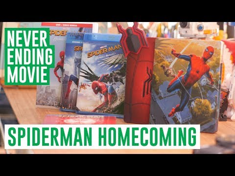 Xxx Mp4 Spider Man Homecoming Versioni Home Video DVD Blu Ray E Blu Ray 4K NeverEndingMovie 3gp Sex