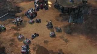 Starcraft II: Terratron Transform Gameplay