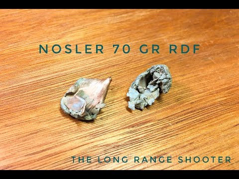 Xxx Mp4 Can You Hunt With A Nosler RDF Bullet 3gp Sex