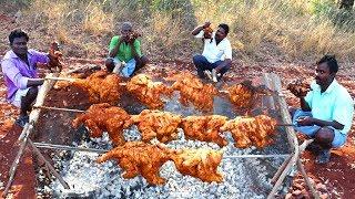 20KG Full Chicken Tandoori/Grilled Chicken/Whole Chicken Roast Recipe/food fun village