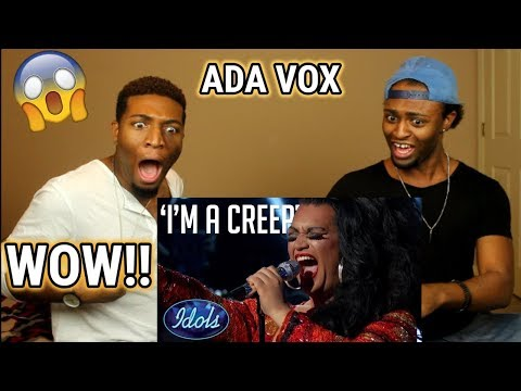 "Ada Vox Sings ""Creep"" Radiohead for Her Idol Showcase - American Idol 2018 (REACTION)"