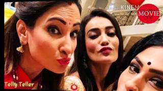 Naagin 3 latest offscreen masti Surbhi Jyoti, Anika Hassanandani - Global Movie TV