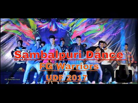 Xxx Mp4 New Sambalpuri Dance Video FG Warriors Dance Showcase Uranium Dance Fest 2017 3gp Sex