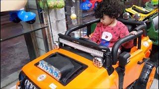 🔥العيال غرزوا عند السيارات في محل الألعاب🔥