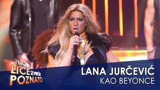 Lana Jurčević kao Beyonce: Run the world