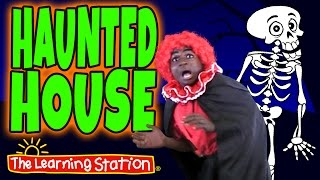 Haunted House ♫ Halloween Songs for Children, Kids and Toddlers ♫ Halloween Kids Songs Haunted House