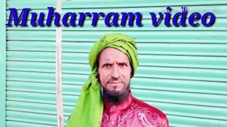 Muharram Video CHAMA Played by Md Hadish Ansari on Karbala HD MP4