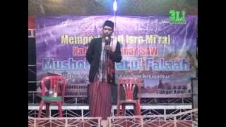 Dok. Peringatan Isra Mi'raj Musholla Darul Falaah