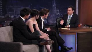 Robert Pattinson Dating Kristen Stewart?