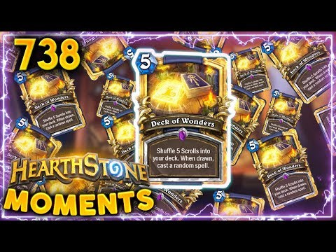 Xxx Mp4 Deck Of Wonders Saves The Day Hearthstone Daily Moments Ep 738 3gp Sex