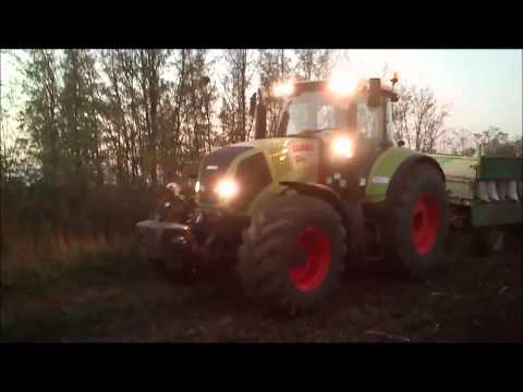 Claas Axion 850 McCormick TTX 230