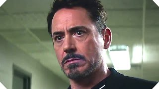 CAPTAIN AMERICA CIVIL WAR - Iron Man Killed Her Son - Blu Ray Movie Clip