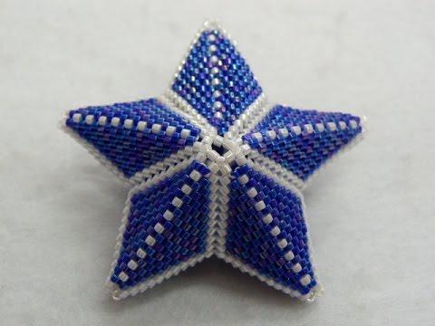 Tutorial - Colgante estrella tridimensional
