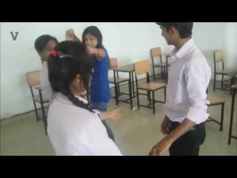 Indian school girl romance