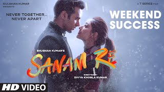 Weekend Success | SANAM RE Movie 2016 | Pulkit Samrat, Yami Gautam | Divya Khosla Kumar | T-Series