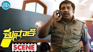 Sathyan Sivakumar, Vijay Best Emotional Scene - Tupaki Movie