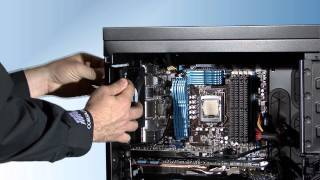 How To Install the Hydro Series H80 and H100 Liquid CPU Coolers
