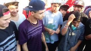 BRIZUELA vs CHIIRO - Street Fighter Freestyle FECHA 15 (1° ronda)