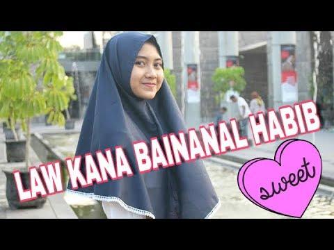 Nitezen Melongo dengar SHOLAWAT Remaja Cantik ini ALFINA NINDIYANI - Law Kana Bainanal Habib (Cover)
