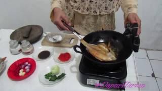Resep Masak Ikan Nila Saus Padang #DapurHarian
