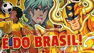 O BRASIL NOS ANIMES! 🇧🇷