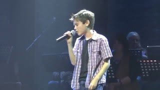 What Hurts the Most - Rascal Flatts cover By 11 yo Tanner Massey