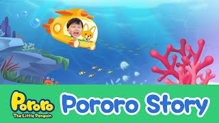 [Pororo Story] #08 The Racing Adventure Into The Sea