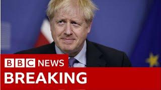 New Brexit deal agreed, says Boris Johnson - BBC News