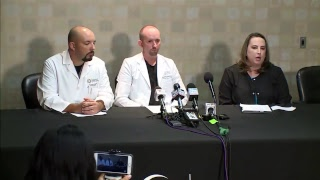 LIVE COVERAGE: Gruesome details! Hospital officials speaking about deadly Texas church shooting