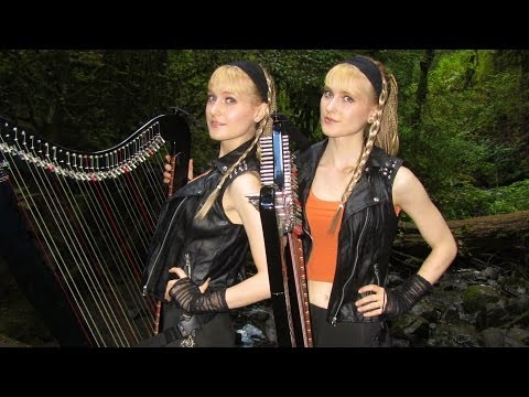 Xxx Mp4 EYE OF THE TIGER Survivor Rocky III Harp Twins Camille And Kennerly HARP ROCK 3gp Sex
