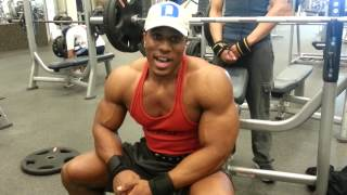 How I gained my muscles got where I am today!
