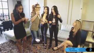 "Fifth Harmony Plays ""Lose Da Lyrics"" Guessing Game!"