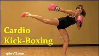 Rutina cardio Kick Boxing   Acondicionamiento Físico - SaludActivaTV
