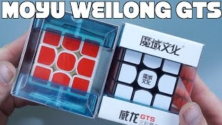 MoYu Weilong GTS Unboxing | thecubicle.us